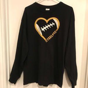 Pittsburgh Steelers long sleeved shirt